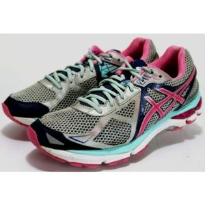 ASICS GT-2000 3 Women's Running Shoes Size 12 Gray